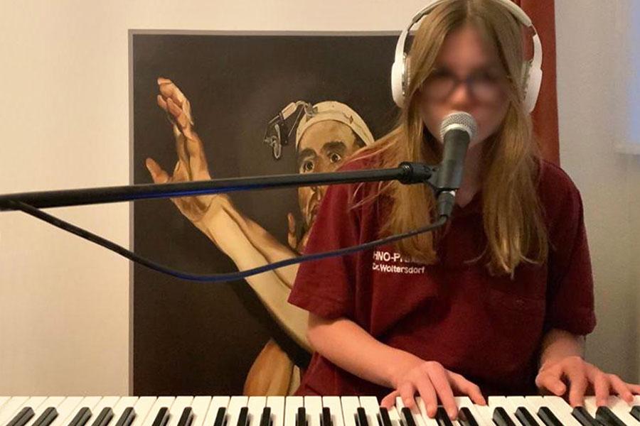 Corona-Ansteckungsgefahr beim Singen