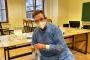 Dr. med. Woltersdorf (HNO-Praxis Chemnitz): Corona-Schnelltests am Beruflichen Schulzentrum für Wirtschaft (BSZ 2) in Chemnitz (2021)
