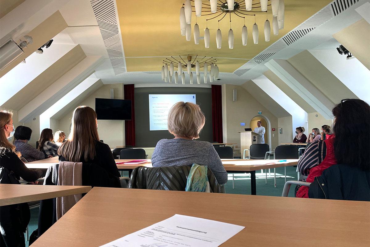 Kurs: Audiometrie und Schwindeldiagnostik . Sana Klinikum Borna . 13.10.2021
