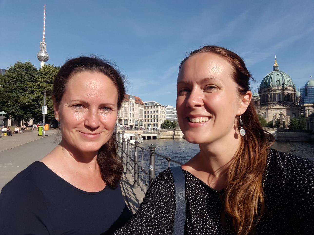 Fortbildung in Berlin 2018