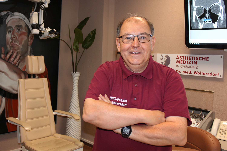 Edgardo Roque Fignone . HNO Praxis Chemnitz