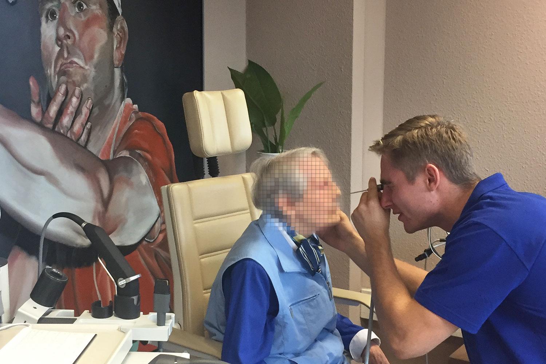 Nasenendoskopie (Cand. med. Max Lange)