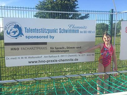 Sponsoring Talentestützpunkt SSC 182