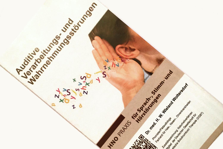 HNO-Praxis Dr. Woltersdorf: Therapie bei auditiven Verarbeitungs- und Wahrnehmungsstörungen (AVWS)